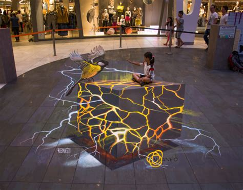 3d Paint : 3d Street Painting For Dummies Or How To Do 3d Anamorphic