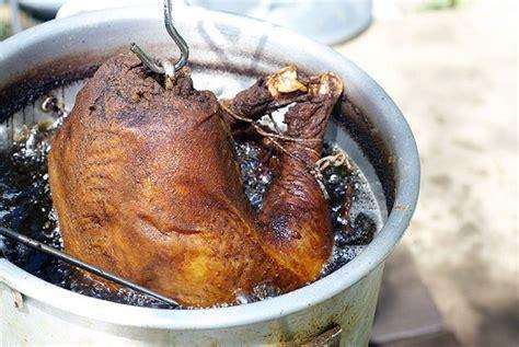how to fry a turkey how to deep fry a turkey 3 ways homemade recipes