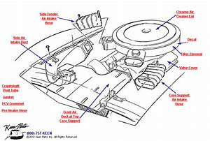 1978 Corvette Air Cleaner Parts