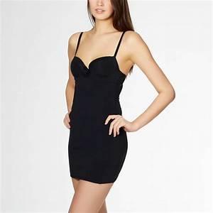 fond de robe shapewear push up effet sculptant lingerie du With fond de robe gainant blanc