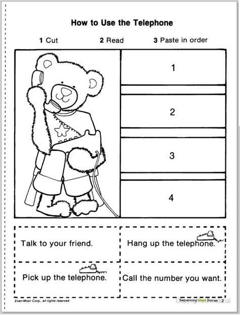 best 25 story sequencing worksheets ideas on pinterest