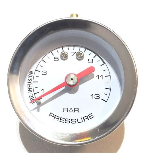 Question about breville fresca bes860 2cup coffee maker. BREVILLE BES900 SERIES PRESSURE GAUGE | Outwest Coffee Machines