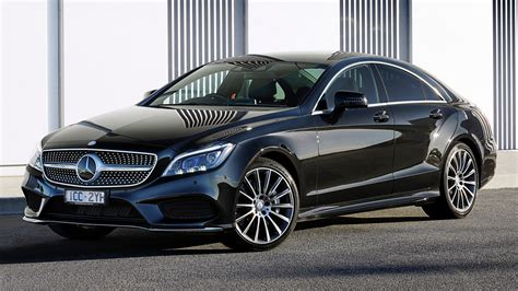 mercedes benz cls class amg  au wallpapers