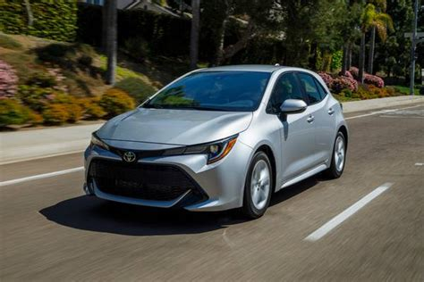 toyota corolla hatchback review research