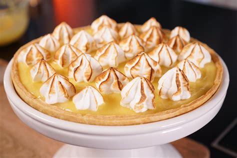 herve cuisine tarte citron gateau magique recette herve les recettes populaires