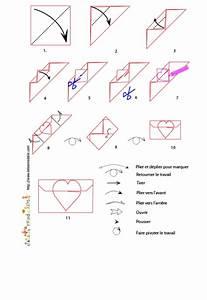 Origami Fleur Coeur D étoile : croquis origami de l 39 enveloppe coeur imprimer t te ~ Melissatoandfro.com Idées de Décoration