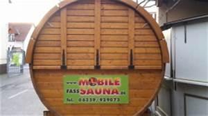Sauna Was Mitnehmen : fasssauna bei proseggo mobile fass sauna ~ Frokenaadalensverden.com Haus und Dekorationen