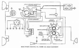 Wiring Diagram For 1921 Buick Model 6 21  60815