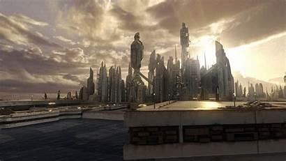 Futuristic Wallpapers Dystopian Future Desktop Cityscape Wallpapersafari