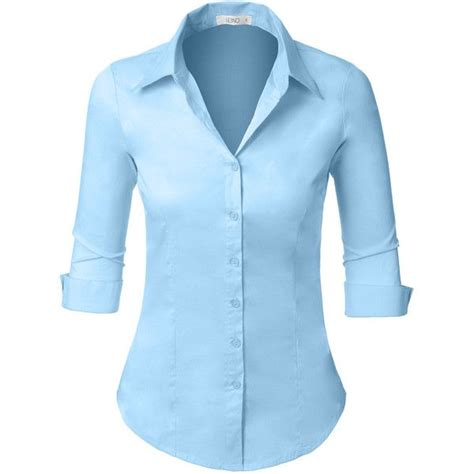 womens oxford blouses light blue button up shirt womens south park t shirts