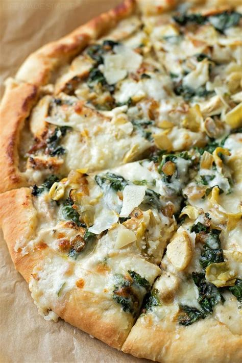 artichoke pizza recipe best 25 spinach artichoke pizza ideas on pinterest artichoke pizza vegetarian pizza and