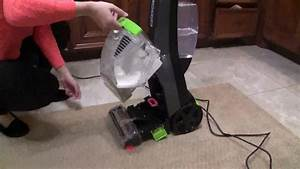 Bissell Readyclean Powerbrush Upright Carpet Cleaner