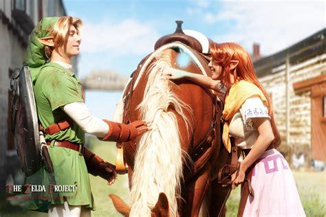 The Zelda Project Brings Realistic Zelda Characters To