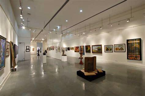 Jamia Art Gallery, New Delhi Building, Romi Khosla Design ...