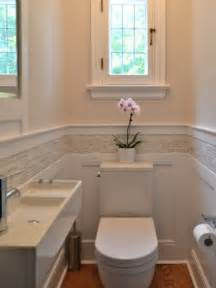 wainscot and tile for the master around the house