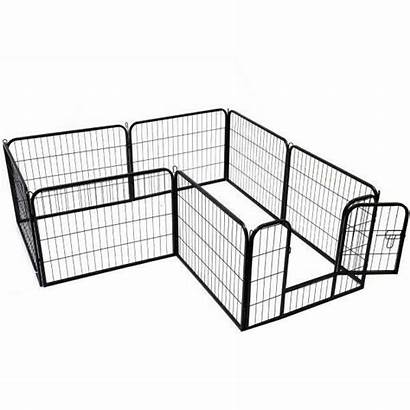 Portable Fence Dog Puppy Pen Play Playpen