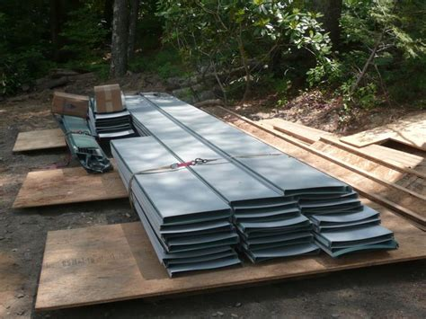corrugated metal  standing seam myth busters