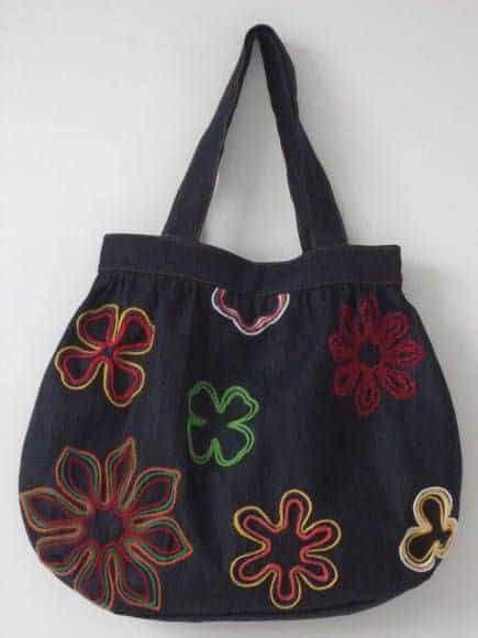 unique fabric bags ideas simple craft ideas