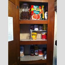 Storage Solutions For Our Kitchen  Home Is Where We Park It