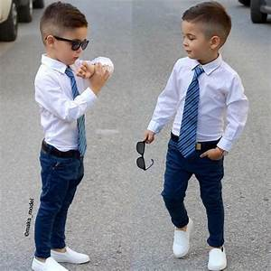 De 25+ bästa idéerna om Little boy outfits – bara på ...