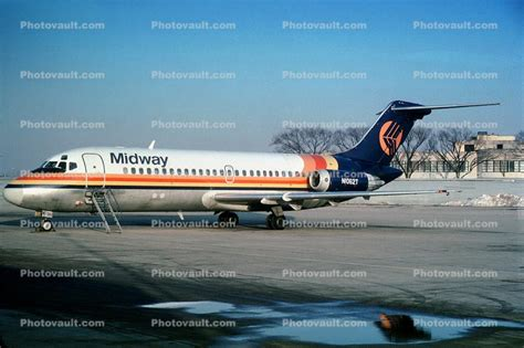 North Central Airlines Convair 340