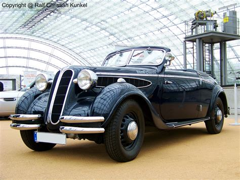 BMW Models history in photos since 1929 BMW Dixi 3/15 ...