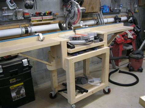 woodworking plans miter  station wooden frame