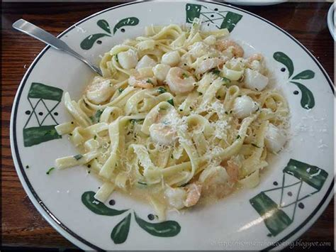 olive garden shrimp alfredo s cafe home cooking olive garden in lima ohio