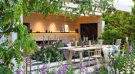 Behagliche Sitzecken Im Garten Definieren Freshouse