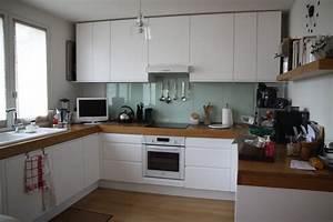 Decoration cuisine d appartement for Idee deco cuisine avec meuble en pin