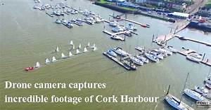 Drone footage shows beauty of Cork Harbour | Ireland Calling