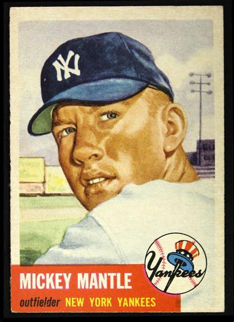 Baseball Trading Card Lot Detail 1953 Topps Baseball Trading Cards Near