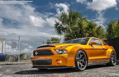 Mustang Ford Snake Shelby Hp Gt500 Cool