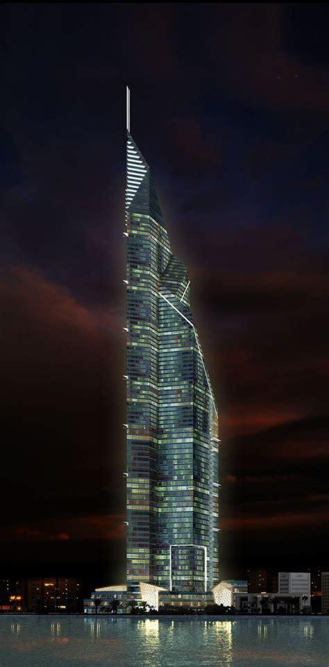 Dubai Towers Doha Qatar By Rmjm Architects 84 Floors