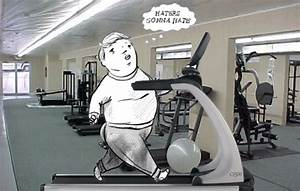 Treadmill GIFs ... Workout Haters Quotes