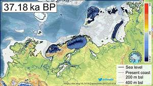 European Ice Sheet Collapse At End Of Last Ice Age Led To ...