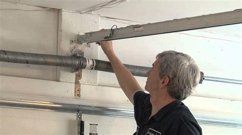 garage door opener installation  easy youtube