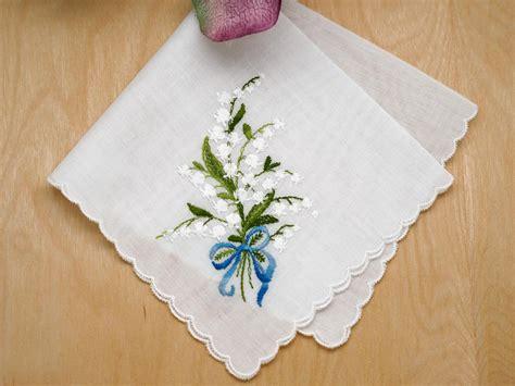custom monogrammed women 39 s handkerchiefs brides something handkerchiefs www pixshark com images galleries with a