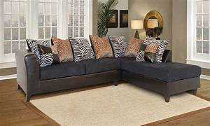 Zebra sectional couch for sale for Zebra sectional sofa