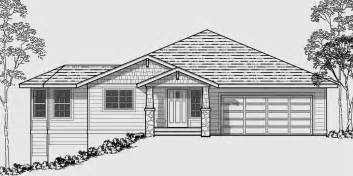 house plans with walkout basement side sloping lot house plans walkout basement house plans 10018