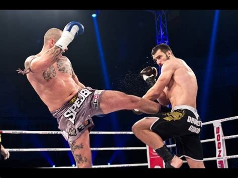 Andrei Stoica vs Redouan Cairo - SuperKombat in Montenegro 25.02.2012 - SNAPTUBE - Video YouTube