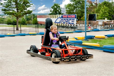 The Track's Rookie Go-karts For Kids In Branson, Missouri