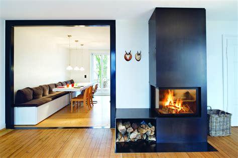 modern fireplace designs  ideas