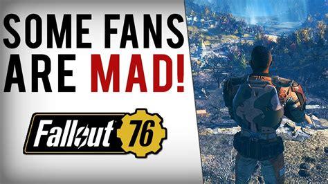 fallout  petition demands  single player  mode