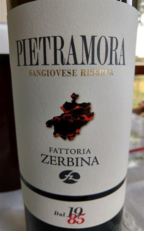 Fattoria Zerbina by Fattoria Zerbina Pietramora 1winedude