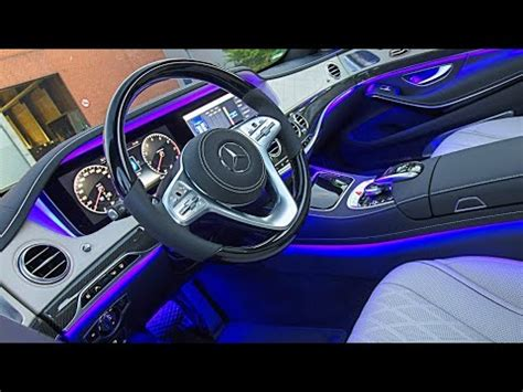 Mercedes me is the ultimate resource, putting control of your vehicle in the palm of your hand. Mercedes Benz S Class 2020 Interior - Cars Interiors 2020