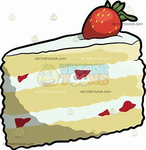 Cartoon Strawberry Cake | www.pixshark.com - Images ...