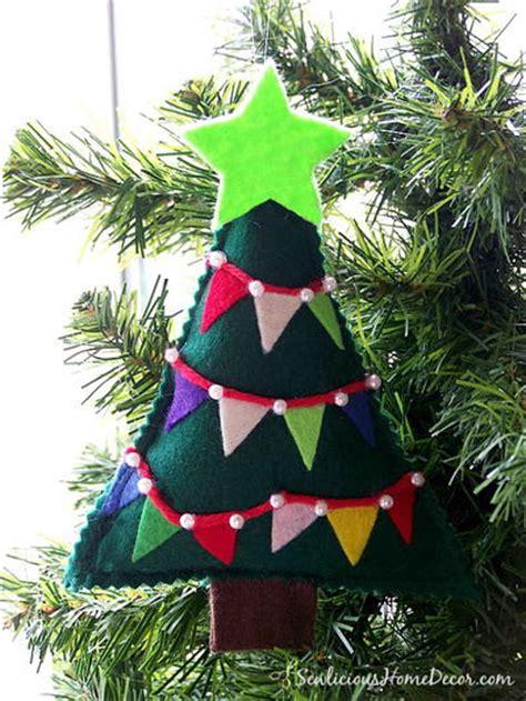 Easy Felt Christmas Tree Favecraftscom