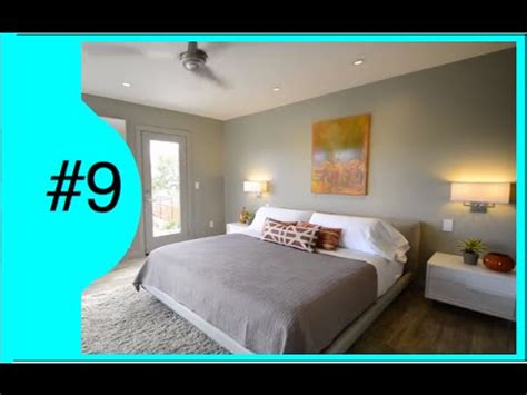 interior design modern bedroom  home design youtube