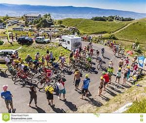 The Grand Tour En Francais : the peloton on col du grand colombier tour de france 2016 editorial stock image image 74513294 ~ Medecine-chirurgie-esthetiques.com Avis de Voitures
